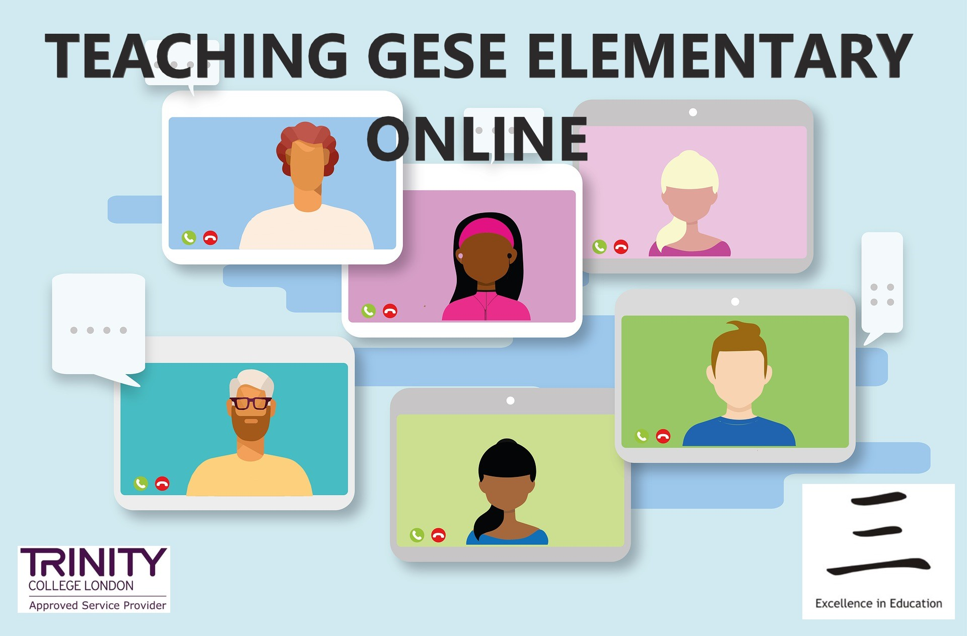 Quest for Best: Teaching GESE Elementary Online Edition 1